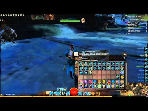 Guild Wars 2 Opening 30 Unidentified Dyes in a Row