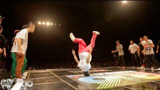 Download Massive Monkees vs Jinjo Crew | R16 BBOY Battle 2012 | YAK FILMS