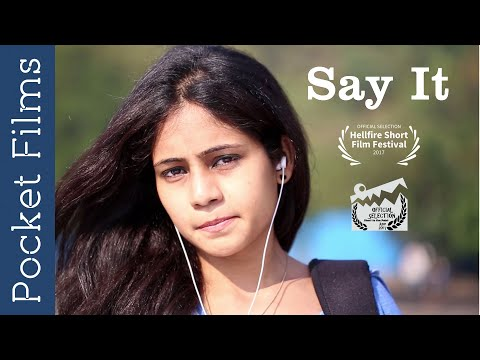 Romantic Short Film - Say It | Starting a conversation with a stranger