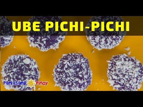 Ube Pichi Pichi