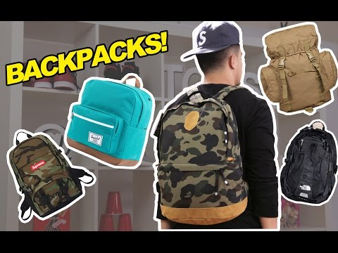 TOP 5 BACKPACKS FOR BACK TO SCHOOL