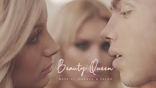 WAZE - Beauty Queen c/ Ivandro & Valdo Prod