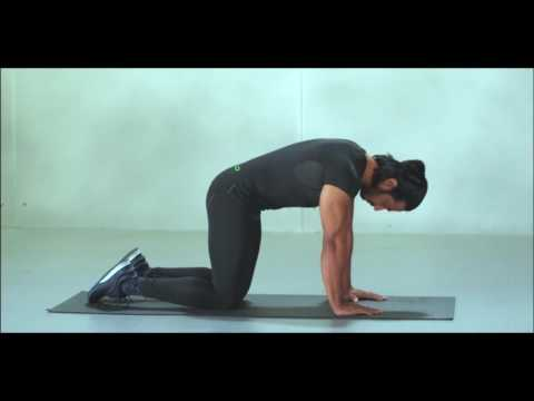 Anoop Singh Workout Series | Lower Back Stretch to relax back muscles