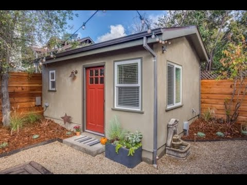 250 Sq. Ft. Backyard Tiny Guest House