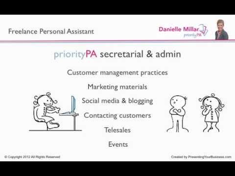 Freelance Personal Assistant Basingstoke Hampshire