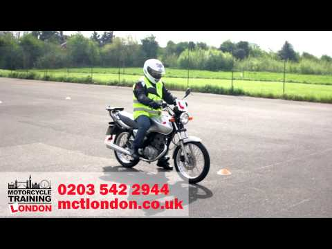 Motorcycle Training London CBT Course