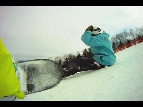 Ryan's first 720 attempt at Granite Peak