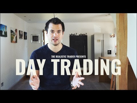 Day Trading - Why you really shouldn't do it...