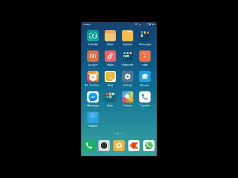 how to change mi note4 network mode only 4g & 3g by My Research