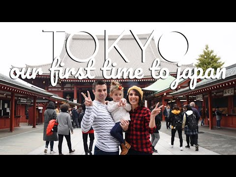 TOKYO, JAPAN || Asakusa, Harajuku, & Disney Sea