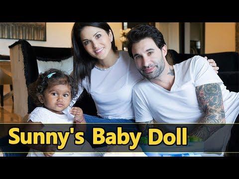 Sunny Leone's Adopted Child - Nisha Kaur