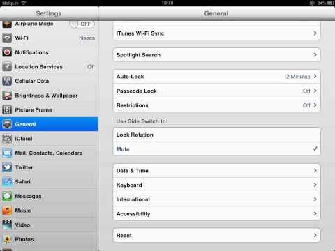 How to add Arabic keyboard to iPad iOS 5