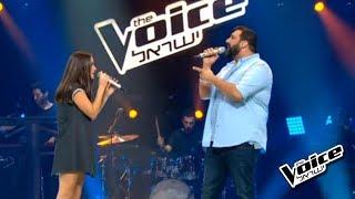 ישראל 4 The Voice: ליאור VS גלעד - באת עם השקט