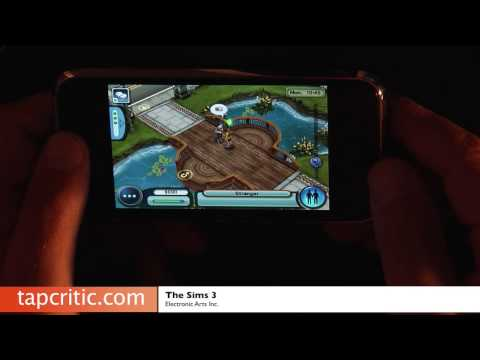 The Sims 3 iPhone / iPod Touch Review