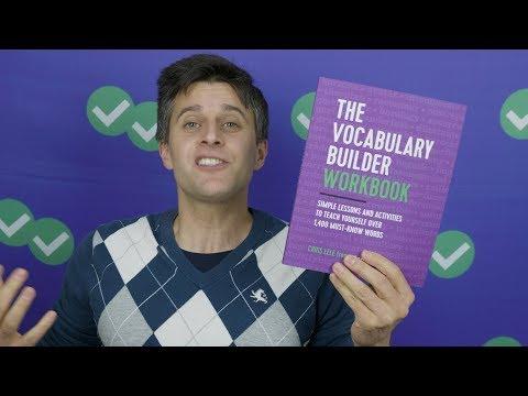 GRE Vocab Wednesday: I wrote a book??