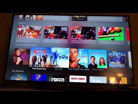 Amazon Prime Video App finally on Apple TV 4K!