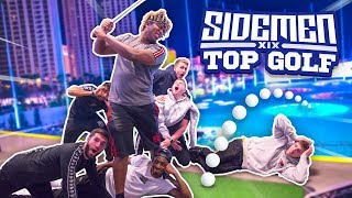 SIDEMEN PLAY TOPGOLF