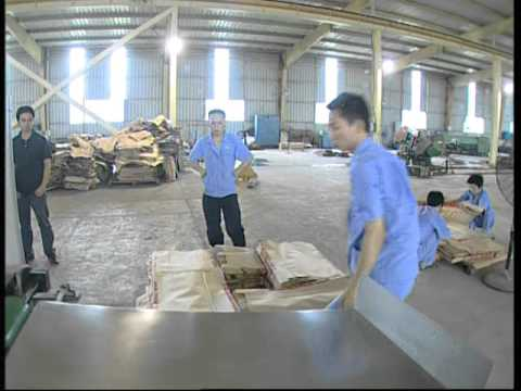 Cement Paper Bags Making Machine