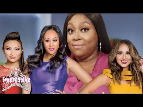 Loni Love (from The Real) says she wants her own talk show!