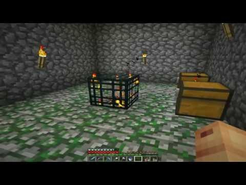 How to pick up any Mob spawner in Minecraft