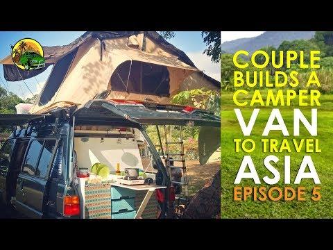 S!1 EP 5  Van Life [ Cost of Campervan Conversion ] MALAYSIA