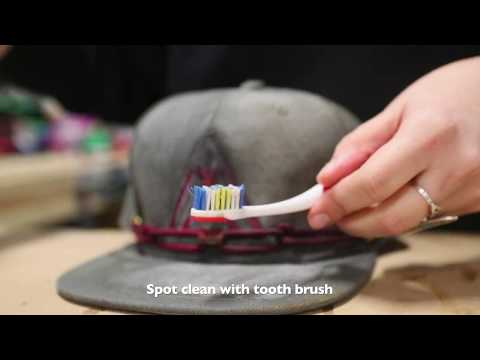 How To Clean Your Hat - Short Version