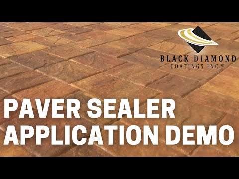 Black Diamond Coatings  Application Demonstration HD