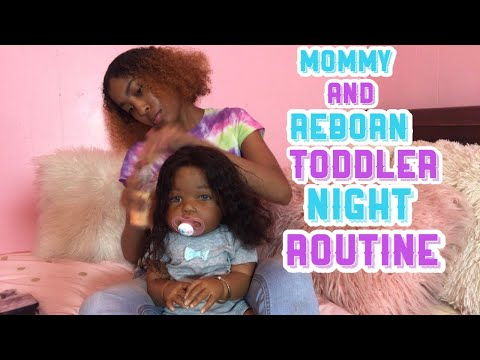 Xxx Mp4 Mommy And Reborn Toddler Night Routine 3gp Sex