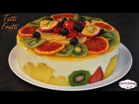 Recette de Gâteau aux Fruits : Le Tutti Frutti