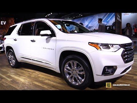 2018 Chevrolet Traverse High Country - Exterior and Interior Walkaround - 2017 LA Auto Show