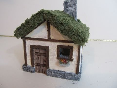 Make a Medieval Peasant's House