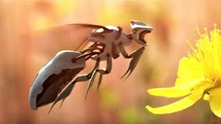 Robot Bees Have Been Created To Replace Real Bees