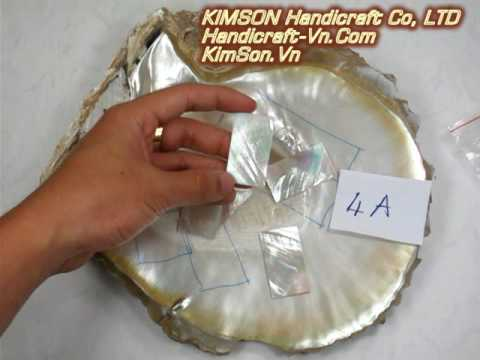 Genuine White Mother Of Pearl - AAA Fancy Grade Compare with Exhibition Grade (4A)