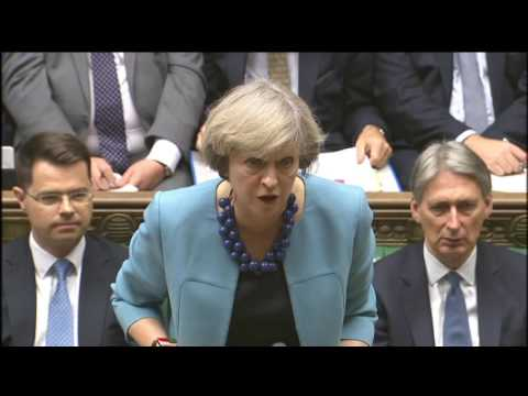 Prime Minister's Questions: 26 October 2016