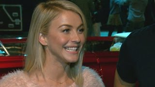 Why Julianne Hough Hasn T Started Planning Her Wedding