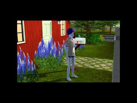 Sims 3 Create a Sim The Genie Anthony Thomas