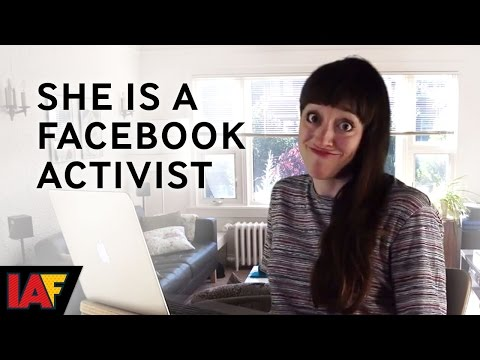 Woman Uses Facebook Wall To Make The World A Better Place