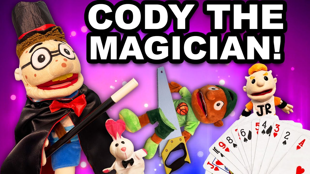 SML Movie: Cody The Magician!