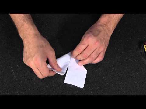 Paper Napkin Bunny Tutorial