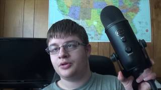 Thursday Reviews - Blue Yeti Microphone (Ep. 49)