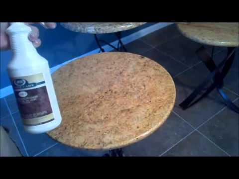 Should You Seal Granite Tables