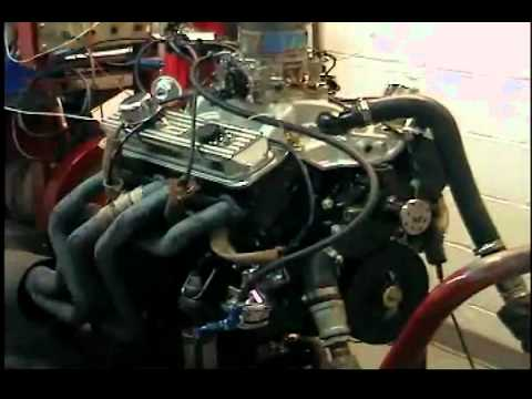 New 350 Engine 365 HP 400Ft LB Torque.flv