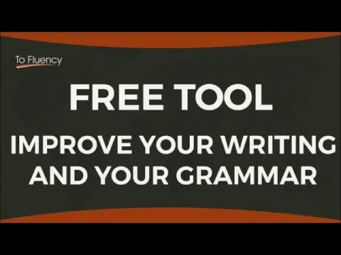 Improve Your English Writing and Grammar with This FREE Tool (Grammarly Review)