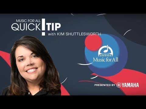 Quick Tip Kim Shuttlesworth