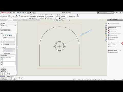 Tech Tip Tuesday: How to fix the MOD-DIAM problem in SOLIDWORKS