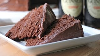 Chocolate Guinness Beer Cake Recipe