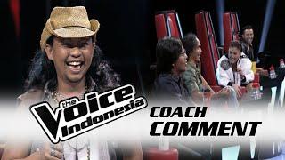 Rocker Irul Buat Semua Tertawa | Knockout Eps 16 | The Voice Indonesia 2016
