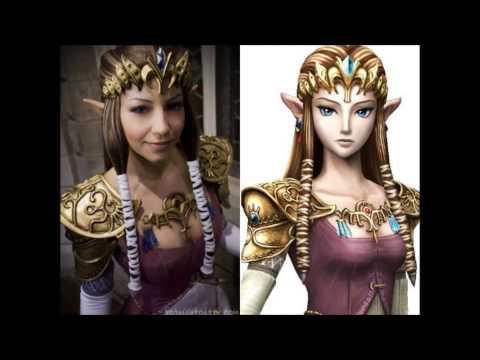 The legend of Zelda: Twilight princess COSPLAY