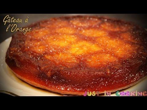 Recette de Gâteau Caramélisé à l'Orange