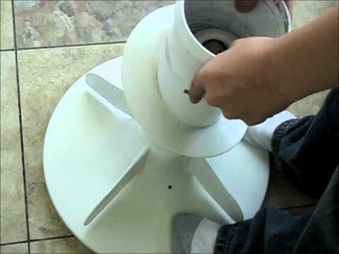 Whirlpool Direct Drive--Agitator Dogs Repair